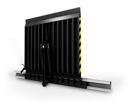 Механические откидные мосты DoorHan серии FT